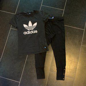 adidas Originals Bundle - Leggings & T-Shirt